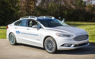 Ford will sell self-driving taxi by 2021