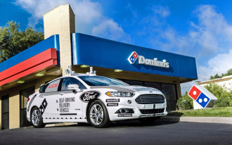 Ford, Domino's to use self-driving cars to deliver pizzas in Miami