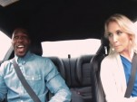Ford gives blind dates the ride of their lives