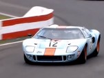 Ford GT at Goodwood Revival