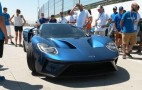 Ford GT Show Car Struggles On Start Up: Video