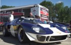 Ford GT40 teaches Dodge Hellcat a thing or two about racing