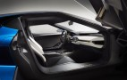 Ford Explains The Design Of The New GT's Interior