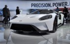 2017 Ford Gt In Production Guise Surprises At Le Mans