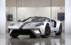 Ford GT Competition Series, Italdesign supercar, Lexus LS 500h: This Week's Top Photos