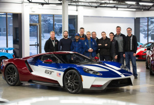 2018 Ford GT via Ford GT Forum