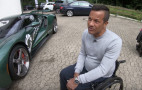 Here's how a paralyzed ex-racer tracks his Ford GT