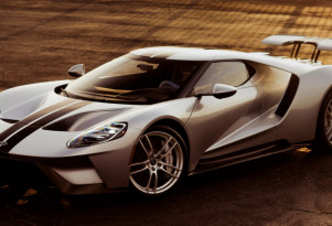 2017 Ford GT heading to Mecum auction again
