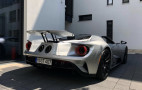 Ford built new GT for German owner whose car caught fire