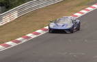 Why was a Ford GT caught blasting around the Nürburgring?