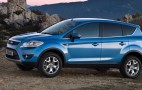 Ford Kuga Crossover breaks cover