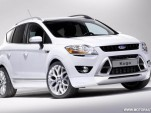 Here It Is: New 2012 Ford Escape, But Will There Be a Hybrid?