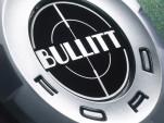Ford Mustang Bullitt logo