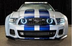 'Need For Speed' Ford Mustang Pace Car Revealed: Video