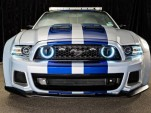 Ford Mustang from 'Need For Speed' movie serves as NASCAR pace car