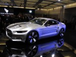 Galpin Auto Sports and Henrik Fisker Rocket, 2014 Los Angeles Auto Show