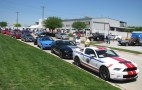 Mustangs Across America Rolls Through Lewisville, Texas