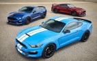2017 Ford Mustang Shelby GT350 gets standard Track Package, new colors