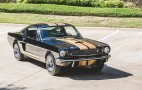 Carroll Shelby-owned 1966 Mustang GT350-H heads to auction