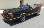 Feast your eyes on this $5k Batmobile built from a Mustang