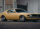 Robert Downey Jr's custom 1970 Ford Mustang Boss 302 by SpeedKore