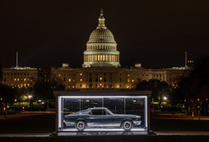 Go see the original Bullitt Mustang in D.C.