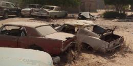 Original Bullitt Mustang stunt car in Mexico