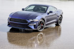 One-off Kona Blue 2019 Ford Mustang Bullitt to be raffled for charity