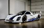 Ford Unveils New EcoBoost V-6 Daytona Prototype