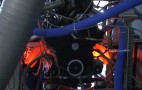 Ford Racing EcoBoost V-6 For Daytona Prototype Hits The Dyno: Video
