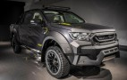 Valentino Rossi signs off on custom Ford Ranger