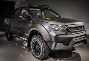 Valentino Rossi-approved Ford VR46 Ranger