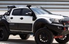 Ford dealer creates wild Ranger pickup truck