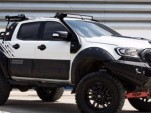 Dealer-customized Ford Ranger - Image via Motoring