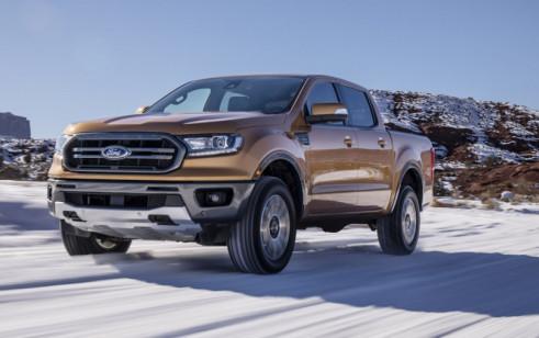 2019 Ford Ranger vs Chevrolet Colorado GMC Canyon Honda Ridgeline
