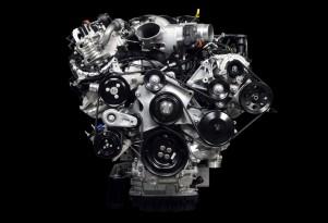 Ford Scorpion 6.7-liter V-8 Turbodiesel