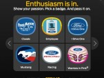Ford Social Badges