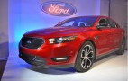 2013 Ford Taurus SHO: 2011 New York Auto Show Live Photos