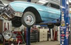 Watch a Ford Thunderbird transmission rebuild in 5 minutes