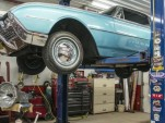 Ford Thunderbird Transmission Rebuild