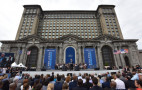 Ford to spend $740M to turn Detroit train station into tech HQ
