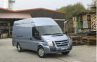 New Ford Transit Van In 2013 Will Have Diesel Engine Option