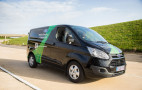 Ford Transit van with range-extended electric powertrain revealed