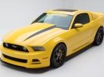 Ford Yellow Jacket Mustang to debut at SEMA.