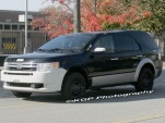 2011 Ford Explorer spy shots