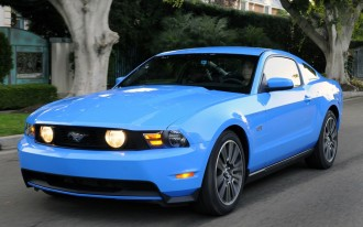 2010 Ford Mustang Colors: Really?