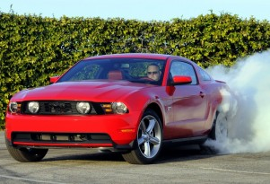 2010 Ford Mustang GT Test Drive