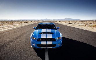 2010 Ford Mustang GT500 Preview