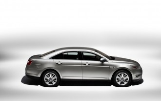2010 Ford Taurus Preview