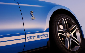 First Drive: 2010 Ford Mustang Shelby GT500